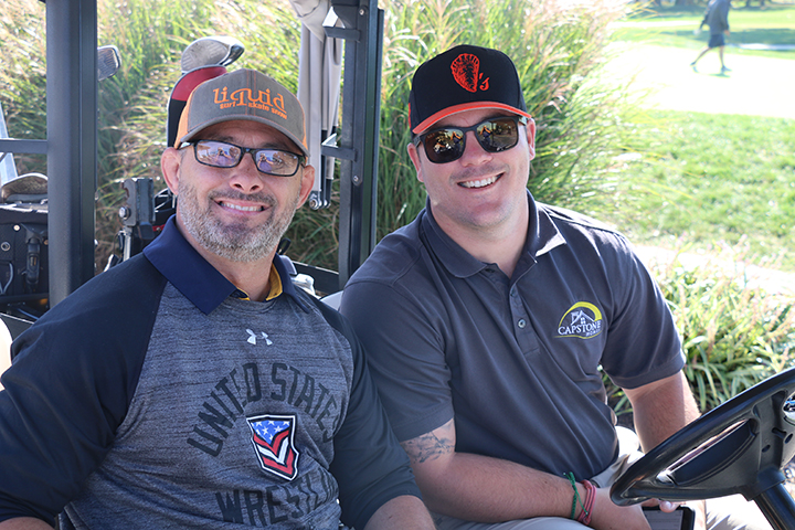 Cause Foundation's Fall Golf Classic Oct. 4. at Cripple Creek Golf & Country Club 4